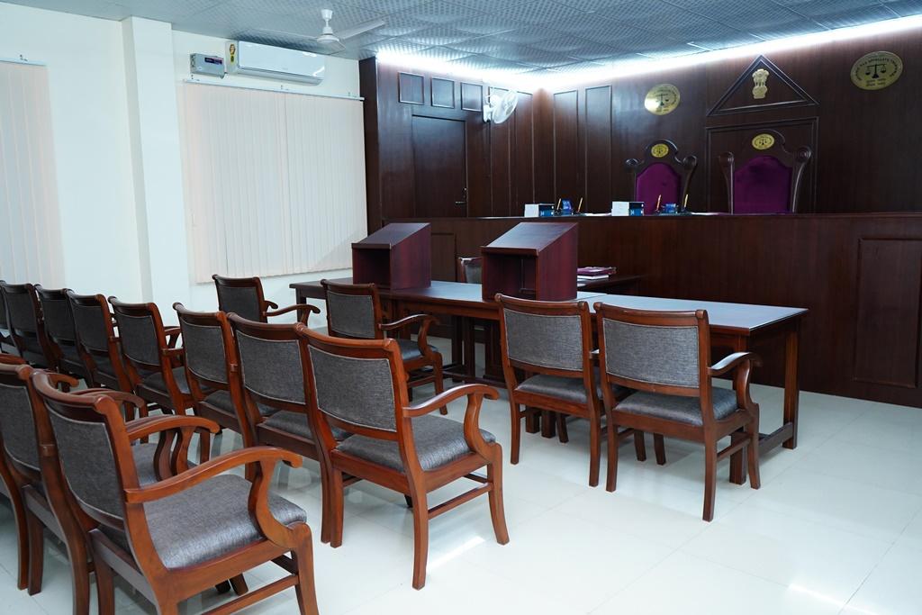 Dehradun Circuit Bench - Court Room