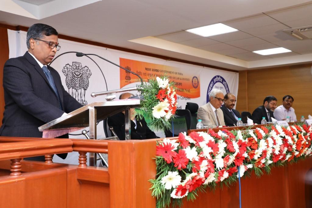 Shri N.V. Vasudevan, Hon'ble Vice President (BZ) addressing the gathering on the occasion.