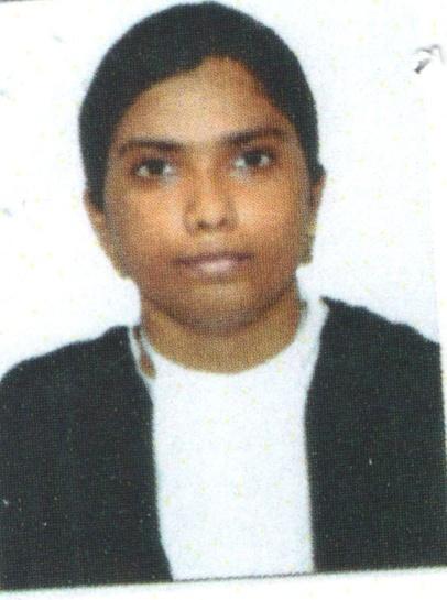 Kamble Suchitra Raghunath